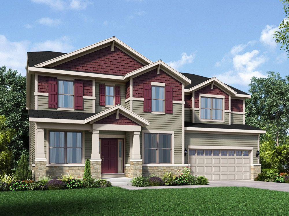 Unifamiliar por un Venta en Stonebridge - The Jericho Ii - Stonebridge 119 Hubbard Lane Hawthorn Woods, Illinois 60047 United States