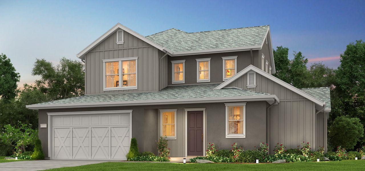 Single Family for Sale at Avila Ranch - Plan 5 511 Sonoma Mountain Pkwy. Petaluma, California 94954 United States