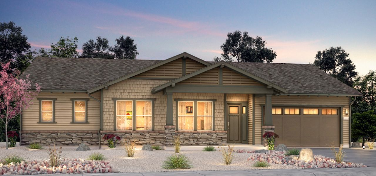 Single Family for Sale at Old Vine - The Craftsman 40 Garfield Ln. Napa, California 94558 United States