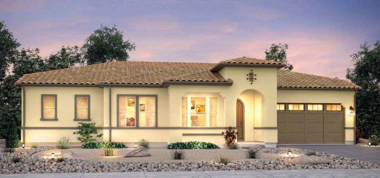 Single Family for Sale at Old Vine - The Mediterranean 40 Garfield Ln. Napa, California 94558 United States