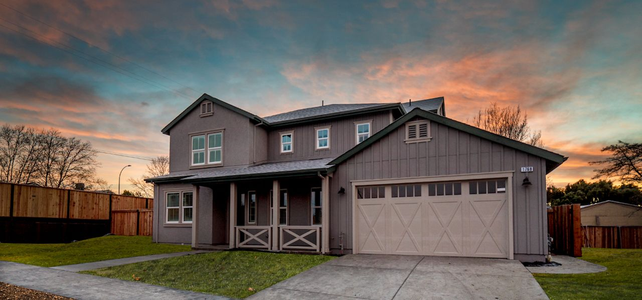Single Family for Sale at Plan 5 1761 Avila Ranch Dr. Petaluma, California 94954 United States