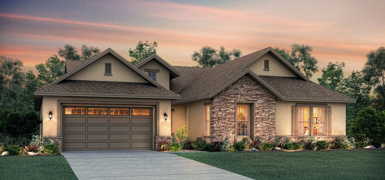 New Homes In Golden Valley Reno Nv