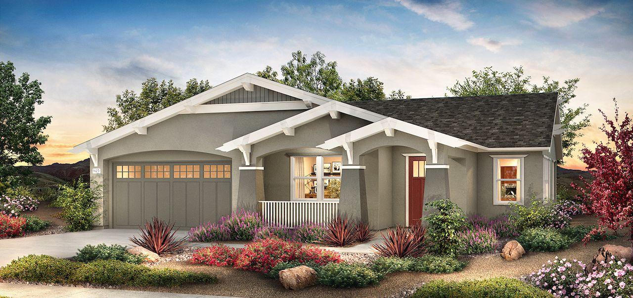 Single Family for Sale at Laurel Park Estates - Plan 1 3095 Laurel St. Napa, California 94558 United States