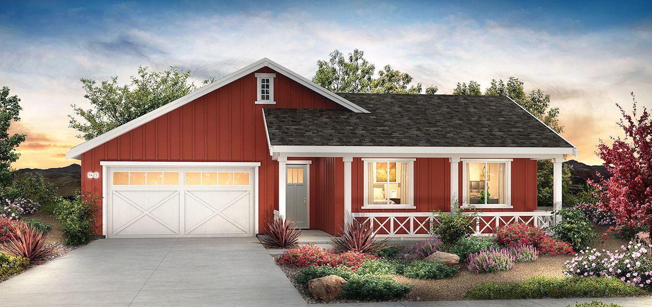 Single Family for Sale at Laurel Park Estates - Plan 2 3095 Laurel St. Napa, California 94558 United States
