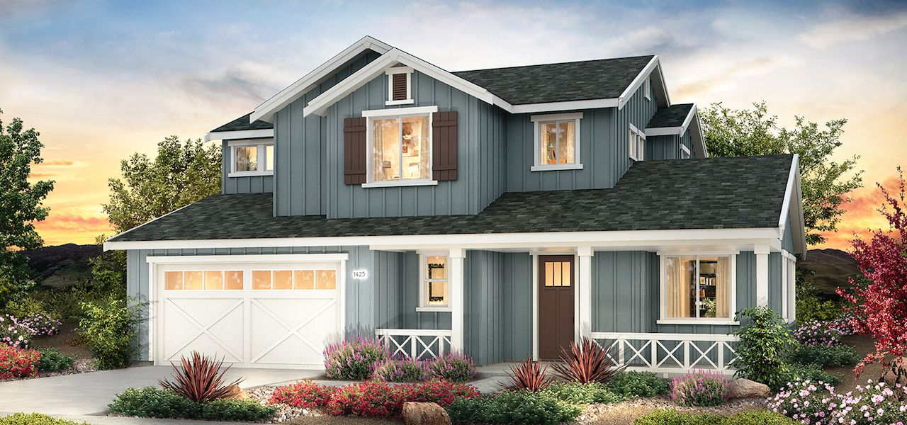 Single Family for Sale at Laurel Park Estates - Plan 3d 3095 Laurel St. Napa, California 94558 United States