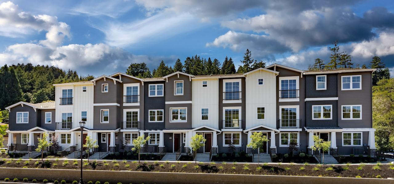 Multi Family for Active at Cove - Scotts Valley - Plan C 201 Cove Lane Scotts Valley, California 95066 United States