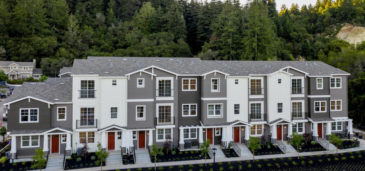 Multifamiliar por un Venta en Cove - Scotts Valley - Plan B 201 Cove Lane Scotts Valley, California 95066 United States