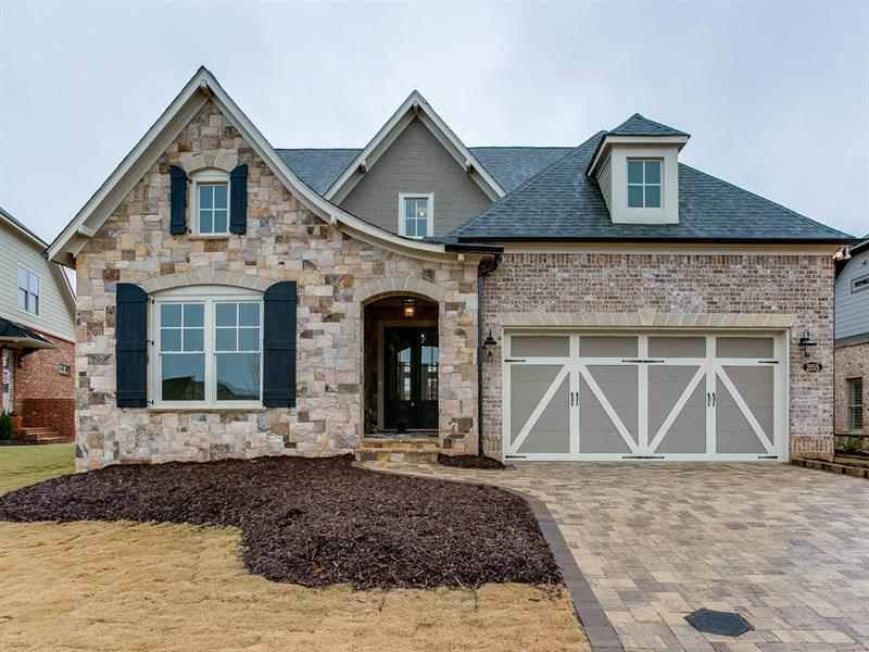 Single Family for Sale at Anderlyn-Cp 2155 Creekstone Point Drive Cumming, Georgia 30041 United States