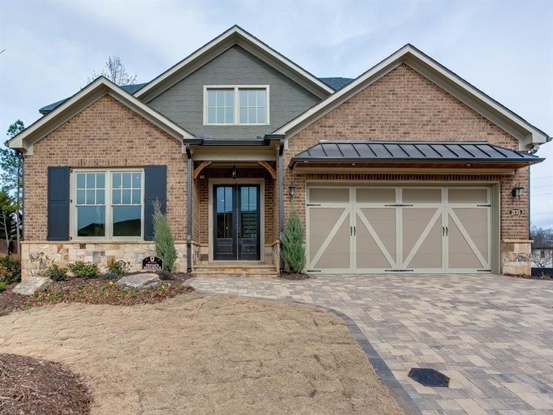 Single Family for Sale at Burchfield-Cp 2135 Creekstone Point Drive Cumming, Georgia 30041 United States