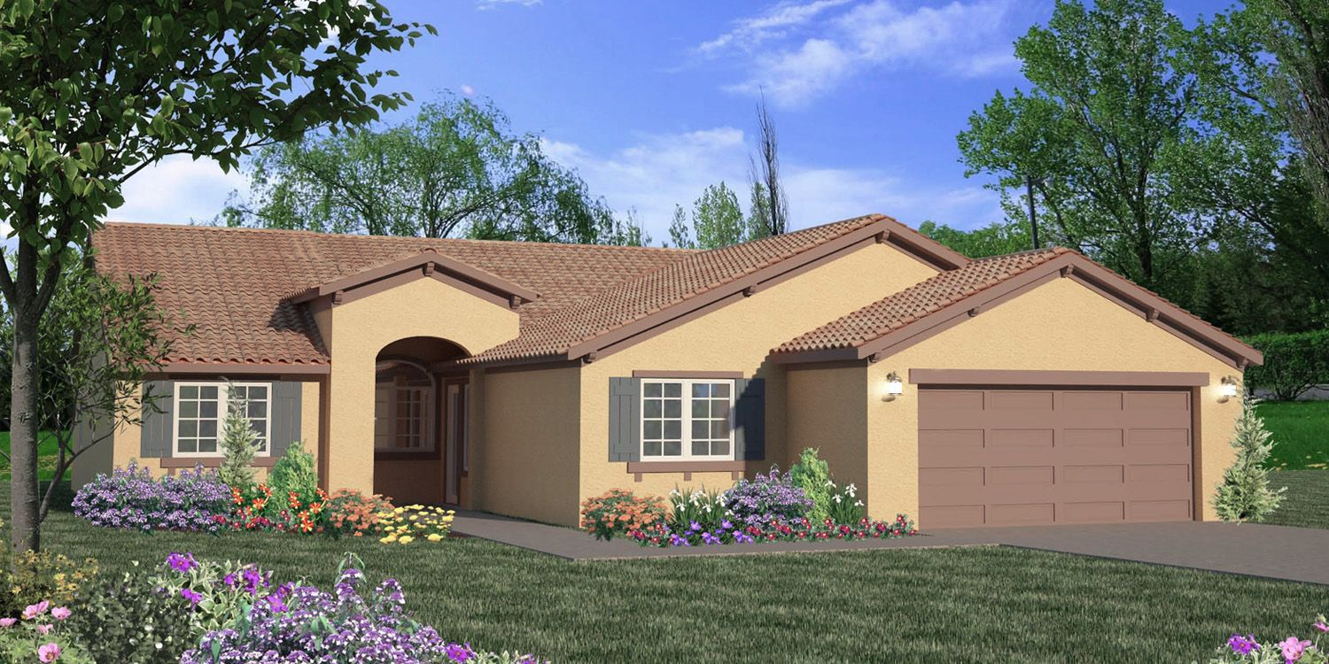 9311 citrus creek drive bakersfield ca new home for for New homes in bakersfield