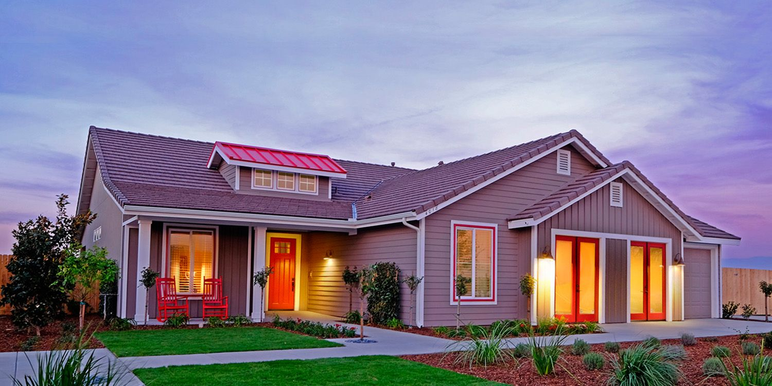 Copper creek new homes in bakersfield ca by s s homes for Bakersfield home builders