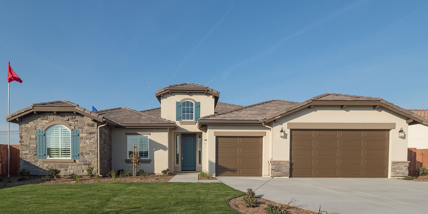 Wildhorse at bridle creek new homes in bakersfield ca by s for New homes in bakersfield