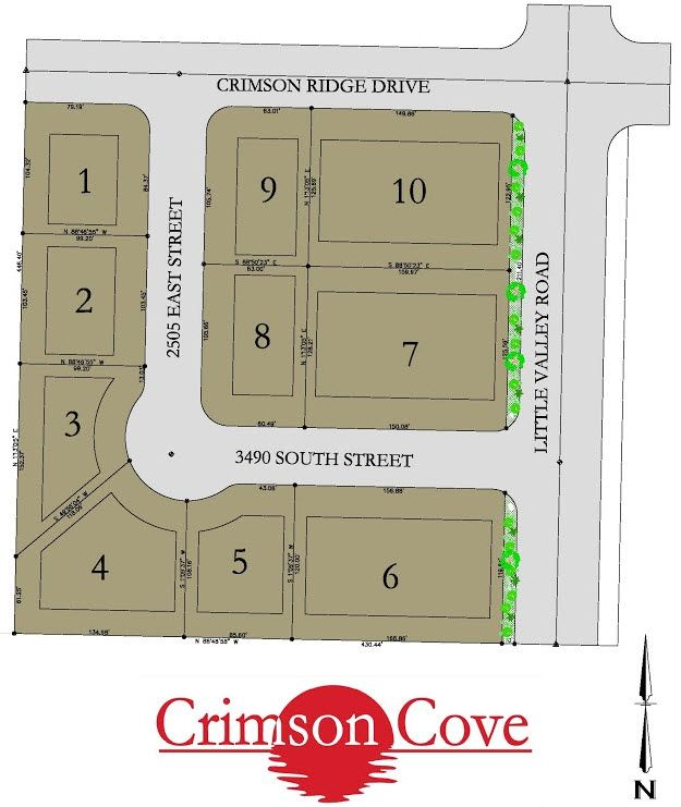 Single Family for Sale at Plan 5741 2554 East Crimson Ridge Dr St. George, Utah 84790 United States