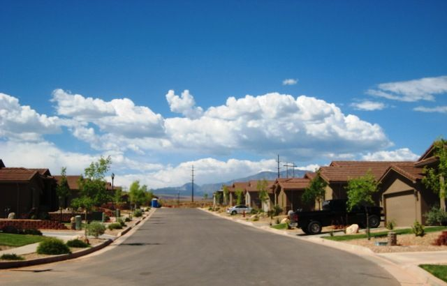 Single Family for Sale at 3768 2050 East And Colorado Dr St. George, Utah 84770 United States