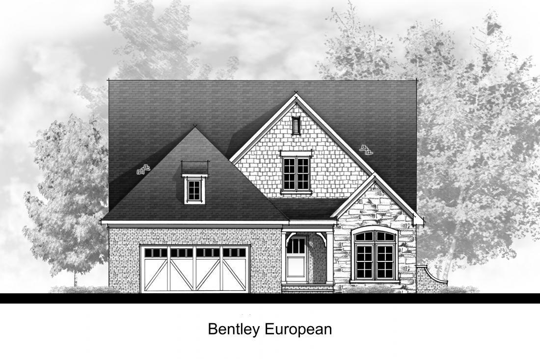 Single Family for Sale at Mckinley Station - Bentley 401 Everett Road Knoxville, Tennessee 37934 United States