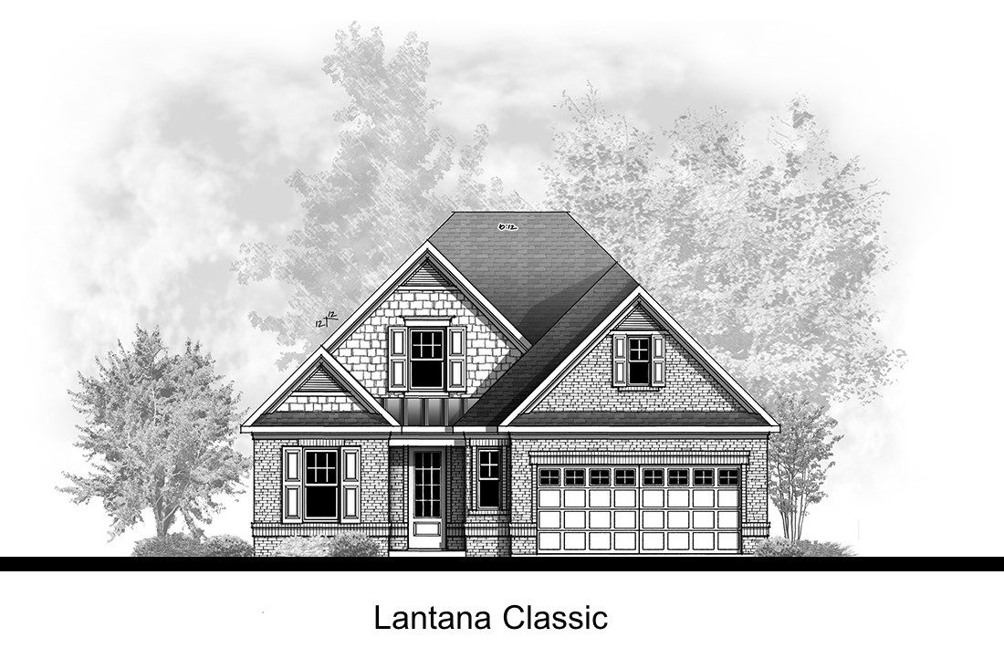Single Family for Sale at Gardens At Briarstone - Lantana Dunlin Lane Knoxville, Tennessee 37934 United States