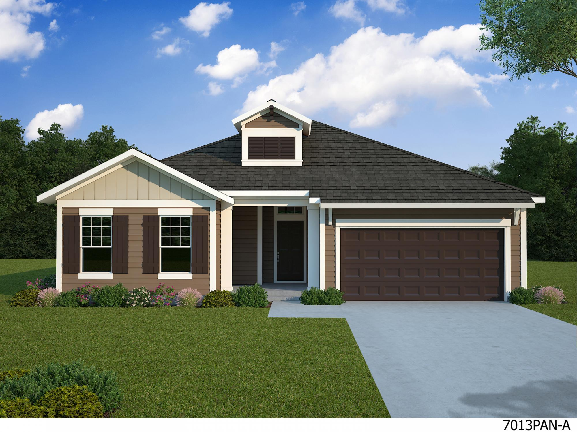 View large photos of Samuel Taylor Homes