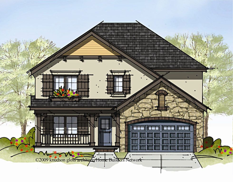Single Family for Sale at Sasser At The Waterfront At Parkside - Model D 3213 Gardenia Court Suffolk, Virginia 23435 United States