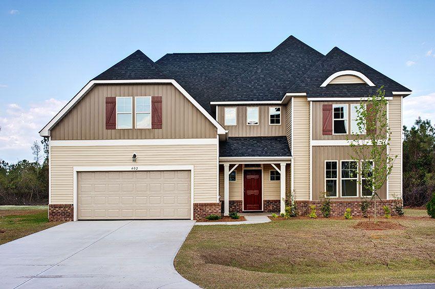 Single Family for Sale at West Landing - Taylor West Landing Drive Sanford, North Carolina 27330 United States
