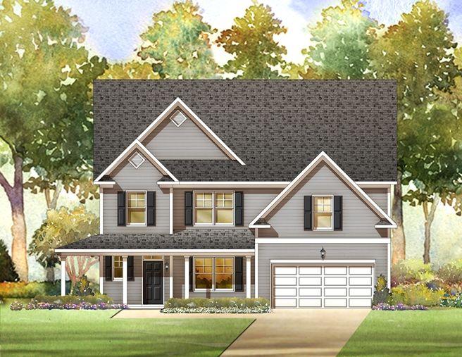 Single Family for Sale at West Landing - Oxford Ii West Landing Drive Sanford, North Carolina 27330 United States