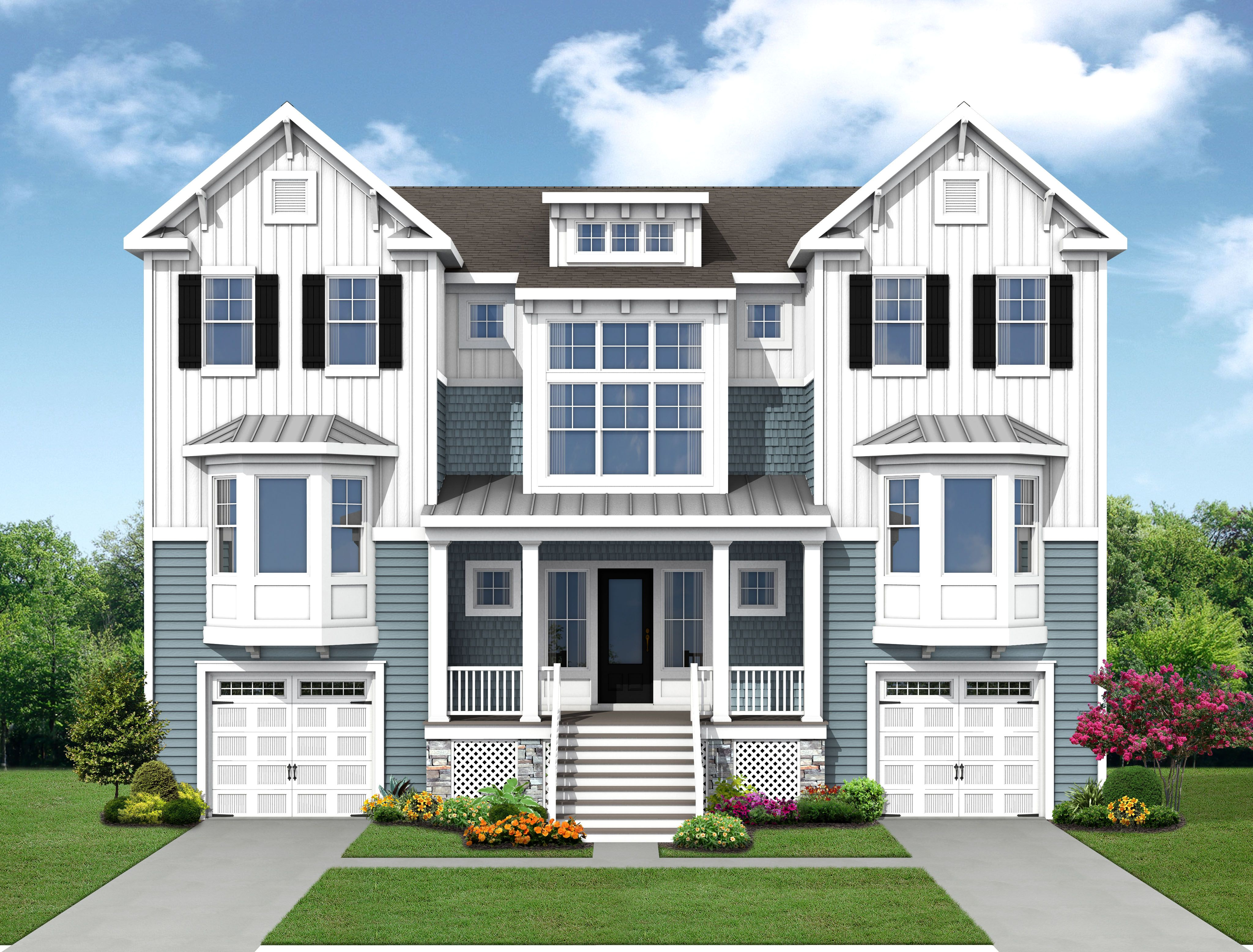 Single Family for Active at Bayside - The Anegada 20811 Harbor Cove Selbyville, Delaware 19975 United States