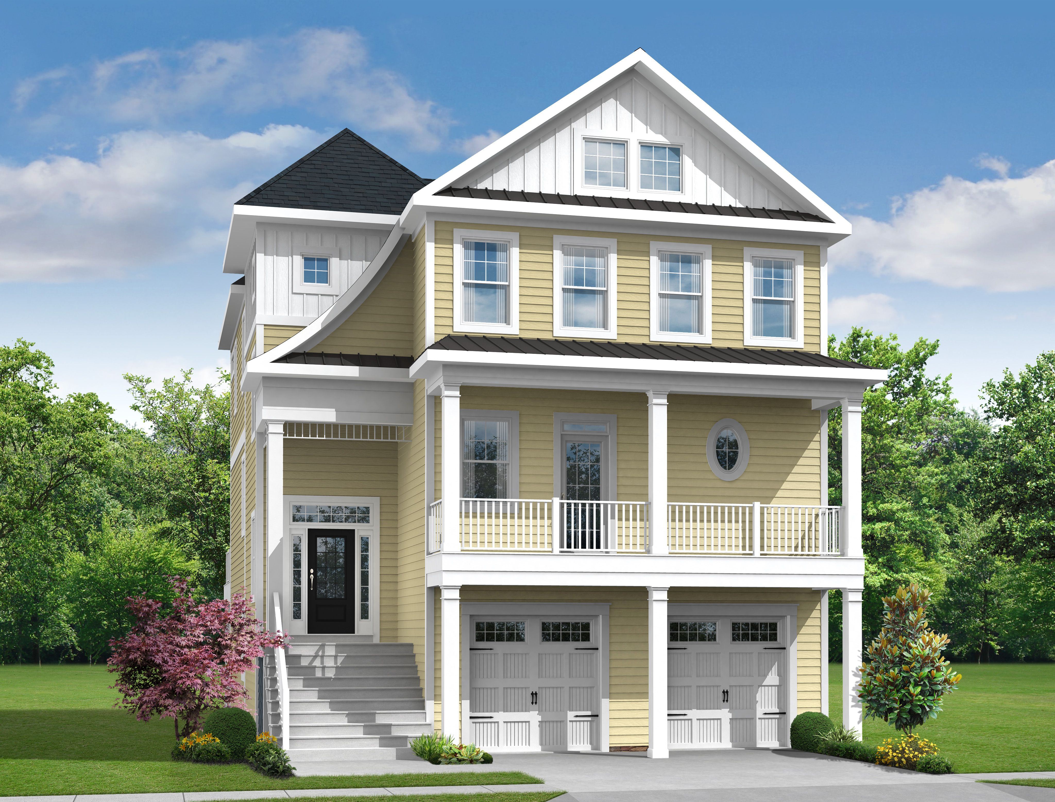 Single Family for Active at Bayside - The Catalina 20811 Harbor Cove Selbyville, Delaware 19975 United States