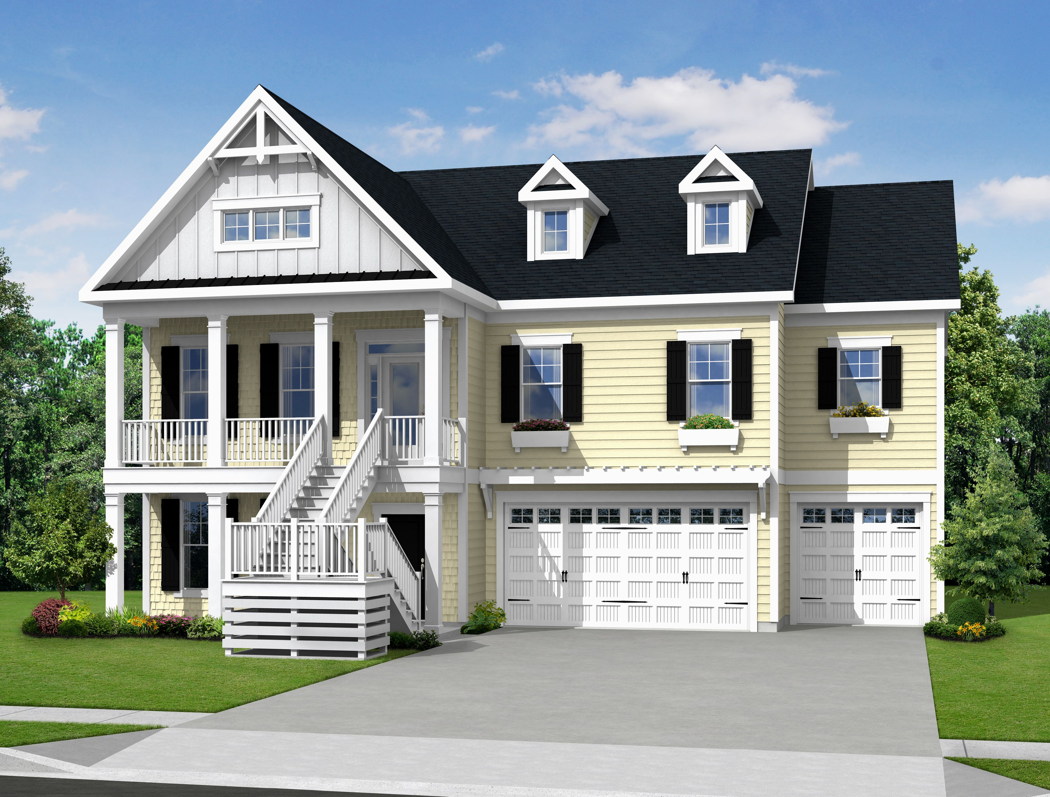 Single Family for Active at Bayside - The Sanibel 20811 Harbor Cove Selbyville, Delaware 19975 United States