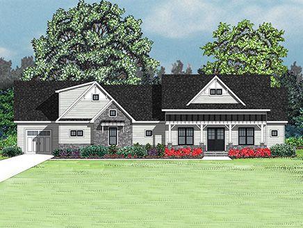 Single Family for Active at Seaforth Landing - The Bush Creek 39 Lakes Edge Lane Pittsboro, North Carolina 27312 United States