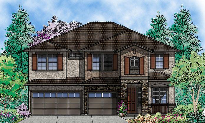Single Family for Sale at Reserve At Serenade - Cornett 1821 Oldenburg Drive Fairfield, California 94534 United States