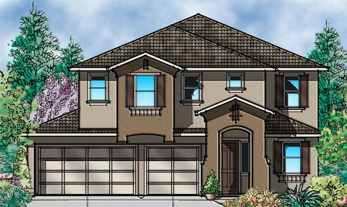 Single Family for Sale at Bellagio At San Marco - Casella 2662 Tampico Drive Pittsburg, California 94565 United States