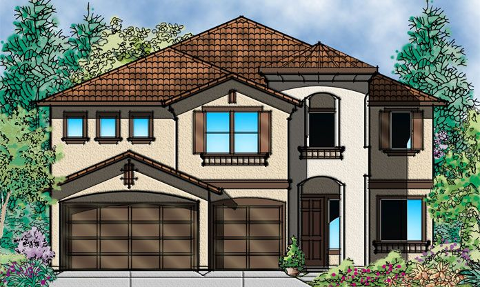 Single Family for Sale at Bellagio At San Marco - Desana 2662 Tampico Drive Pittsburg, California 94565 United States