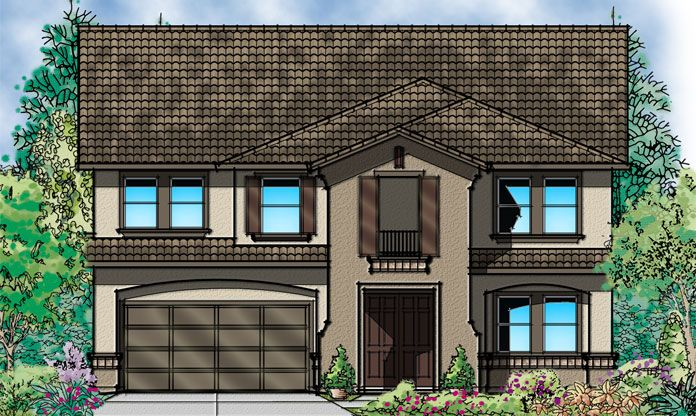 Single Family for Sale at Bellagio At San Marco - Elice 2662 Tampico Drive Pittsburg, California 94565 United States