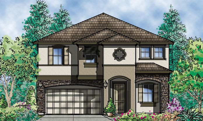 Single Family for Sale at Toscana At San Marco - The Corsica 2107 Bolero Drive Pittsburg, California 94565 United States