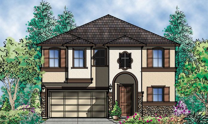 Single Family for Sale at Toscana At San Marco - The Delos 2107 Bolero Drive Pittsburg, California 94565 United States