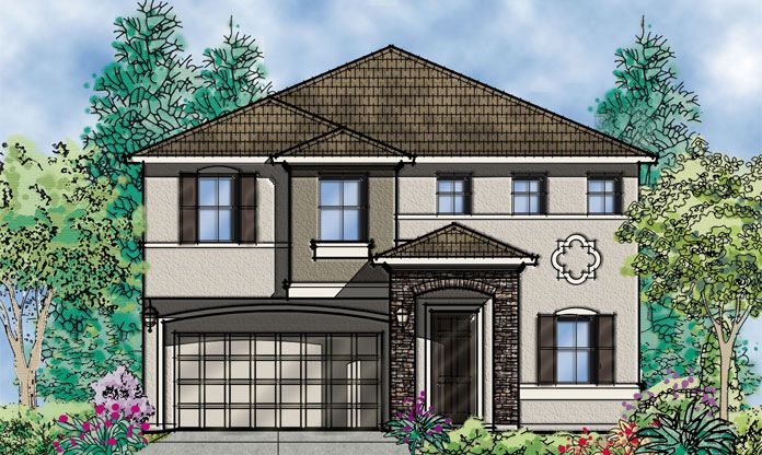 Single Family for Sale at Toscana At San Marco - The Barletta 2107 Bolero Drive Pittsburg, California 94565 United States