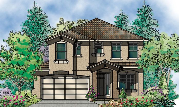 Single Family for Sale at Haven At North Village - Amador 419 Epic Street Vacaville, California 95688 United States