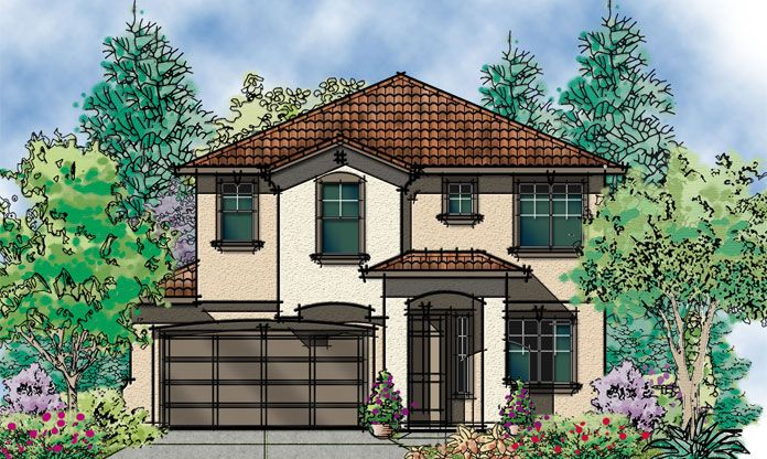 Single Family for Sale at Haven At North Village - Balboa 419 Epic Street Vacaville, California 95688 United States