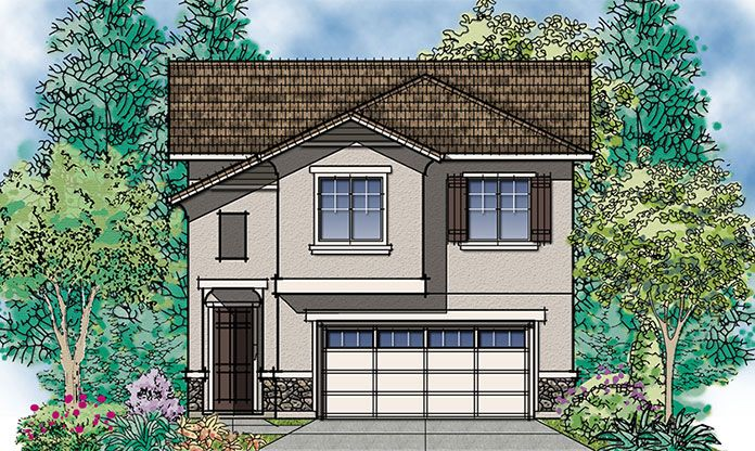 Single Family for Sale at Jubilee - Ayden 1721 Stoneman Drive Suisun City, California 94585 United States