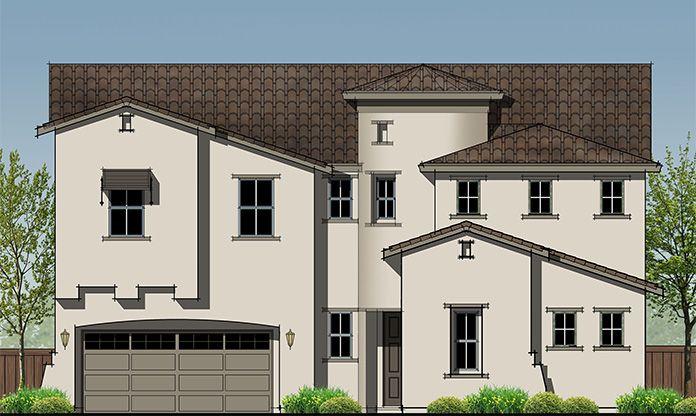 Unifamiliar por un Venta en Villagio - Enna 308 Jensen Way Brentwood, California 94513 United States