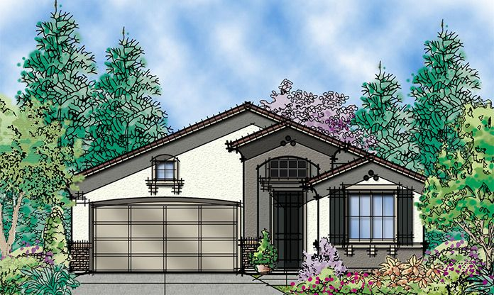 Single Family for Sale at Newport Meadows - Aster 2769 Marlin Street West Sacramento, California 95691 United States