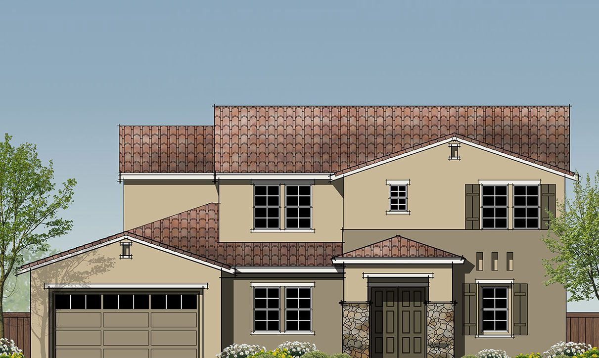 Kingston Park New Homes In Brentwood CA By Seeno Homes