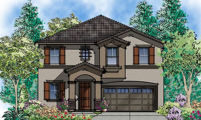 Single Family for Sale at Positano At San Marco - Carina 2459 Modena Drive Pittsburg, California 94565 United States