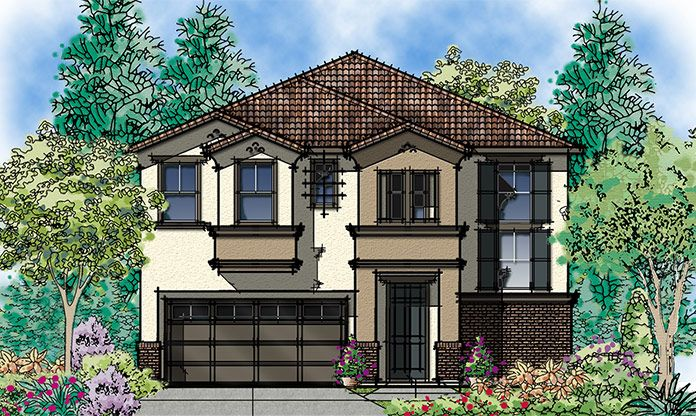 Single Family for Sale at Positano At San Marco - Donato 2459 Modena Drive Pittsburg, California 94565 United States