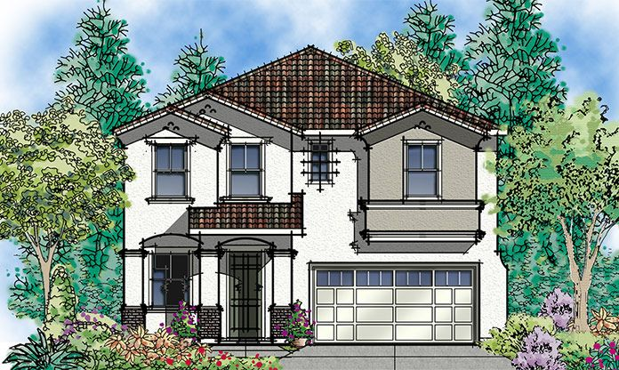 Single Family for Sale at Positano At San Marco - Elena 2459 Modena Drive Pittsburg, California 94565 United States