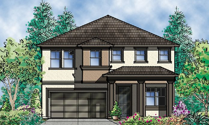 Single Family for Sale at Aria - Coming Soon - Daphne 5005 Soprano Circle Fairfield, California 94534 United States