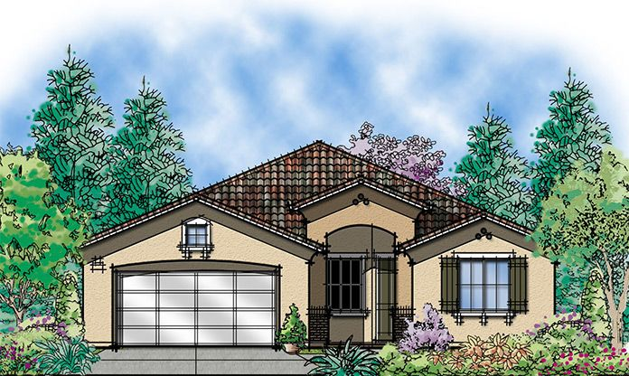 Single Family for Active at Newport Meadows - Clover 2769 Marlin Street West Sacramento, California 95691 United States