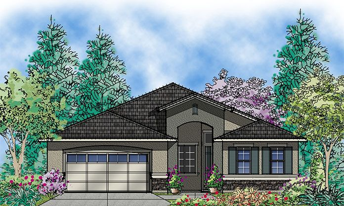 Single Family for Sale at Reserve At Serenade - Adler 1821 Oldenburg Drive Fairfield, California 94534 United States