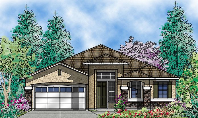 Single Family for Sale at Reserve At Serenade - Baryton 1821 Oldenburg Drive Fairfield, California 94534 United States