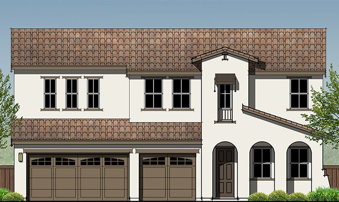 Single Family for Active at Villagio Ii - Diano 326 Bidwell Court Brentwood, California 94513 United States