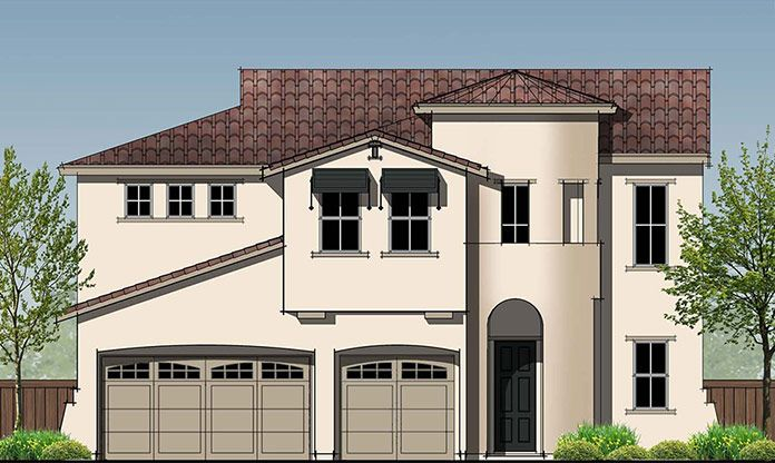 Single Family for Active at Villagio Ii - Enzo 326 Bidwell Court Brentwood, California 94513 United States